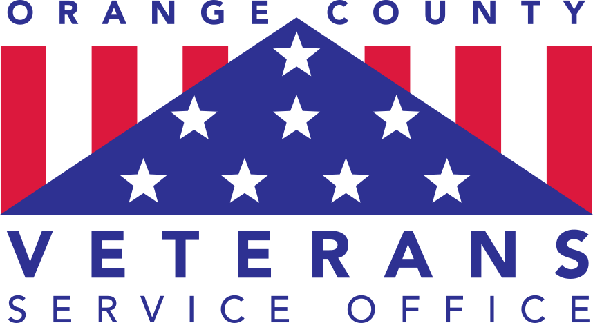 OC Veterans Service Office Logo -- Home