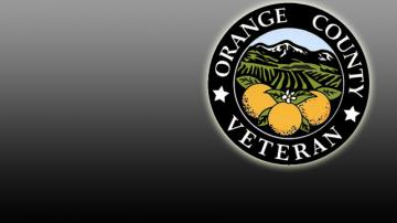 Orange County Veteran logo